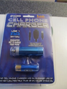 Brand new cell phone charger.