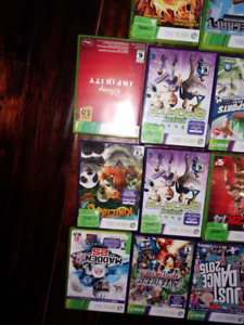 19 xbox 360 games for $95