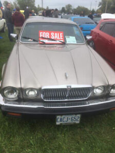 1988 Jaguar XJ12 Gold Other