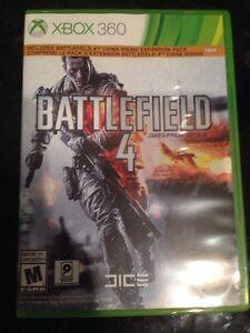 Battlefield 4 Xbox 360 (used)