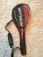 Squash racquet basically brand new.