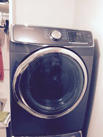 SAMSUNG FRONT LOAD DRYER , Like new- call Ralph