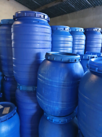 Food Grade Plastic Casks / Barrels