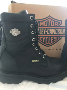 Harley Davidson Motorcycle Riding Boots