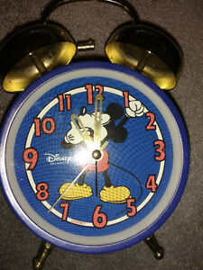 Genuine Disney alarm clock