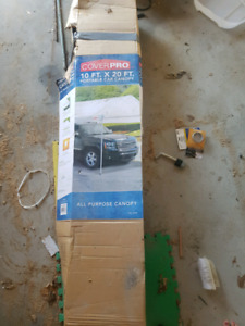 Cover pro car Canopy tent for sale new in box