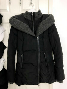 Mackage 'Troya' Down-Filled Puffer Winter Jacket (Small)