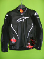 Alpinestars - Atem - Leather Jacket - Size 44 at RE-GEAR Kingston Kingston Area Preview