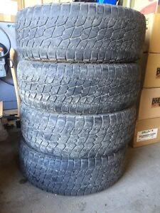 275/60r20 Nitto Terra Grapplers