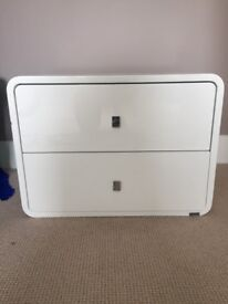 DWELL drawers/ cabinet /bedside table