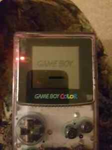 Gameboy color with Zelda