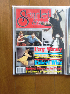 Scarlet Street Magazines (Magazine of Mystery & Horror)-Reduced