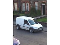 2005 ford connect T200 1.8 van swap/towbar needed