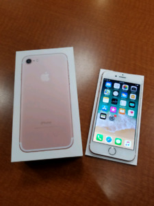 Unlocked iPhone 7 32GB