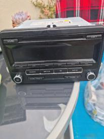 Vw caddy stero, cd radio