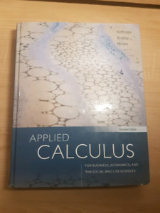 Applied Calculus for Business, Economics and the Social...