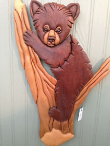 Bear Cub by Woodworker Willie Kingston Kingston Area image 1