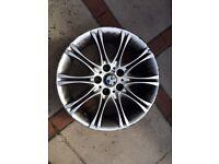 """BMW E46 18"""" 8j MV2 Alloy Wheel"""
