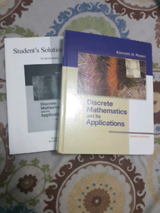 Discrete Math. & its Applications 7th edition Solution Manual