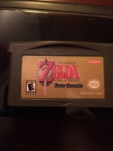 The Legend of Zelda a Link to the Past + Four Swords