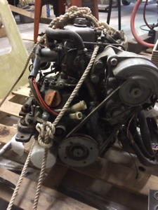 Yanmar 1GM Diesel Engine