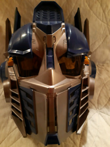 Hasbrp transformer helmet headgear
