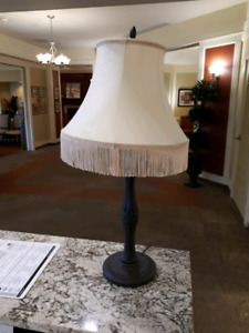2 lamps for sale - $60