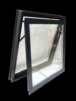 Awning Window 900x600mm Clear Glass Double Glazed Strong Quality Carlton Kogarah Area Preview