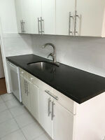 TOP FLOOR 1-BDRM RENOVATED BROADVIEW N. OF COSBURN $1095 MAR 1