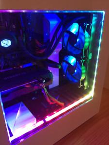 Custom Built I7-7700k Gaming Computer | Gaming PC | GTX 1060