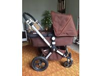 Bugaboo Cameleon Classic and Pushchair