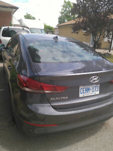 FOR SALE 2017 HYUNDAI ELANTRA COMES FULLY CERTIFIED AND E-TESTED