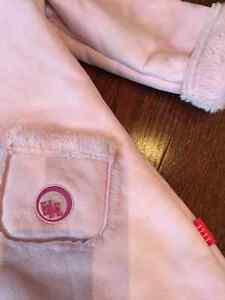 Manteau de marque ELLE en mouton rose West Island Greater Montréal image 2