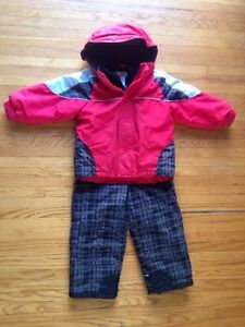 Size 4 boys snowsuit