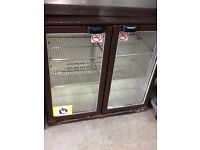Under counter drink fridge