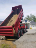 Looking for Full time D-Z dump truck driver Shunting in markham
