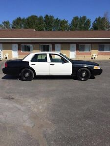 Ford Crown Victoria  2008 POLICE !! WOW !!!