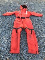 Habit survie Mustang survival suit MS185.