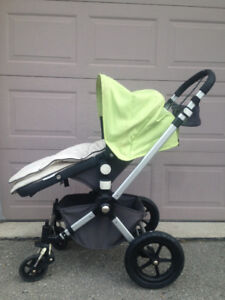 Baby Stroller 2 in 1 Foldable