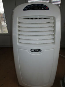 Soleus Portable Air Conditioner/Dehumidifier