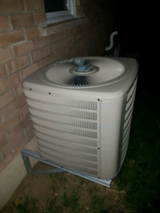 Goodman furnace and air conditioner