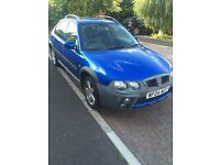 Rover streetwise diesel only 48,000 miles