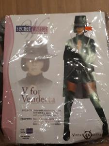 V for Vendetta  Assassins Coutume
