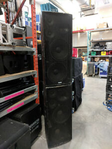 EAW Speakers LA325 pro audio $550.00 each