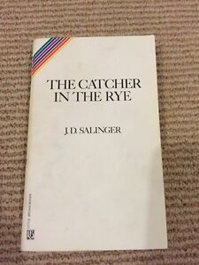 J D Salinger- CATCHER IN THE RYE