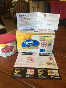 Similac, Similac mom  et coupons