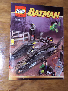 "Lego Batman ""The Bat Tank:The Riddler and Bane's Hideaout"" #7787"