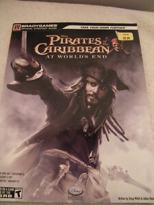 Pirates of the Caribbean Strategy Guide