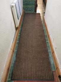 Heavy duty door mat