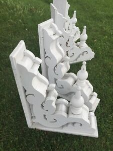 White Painted Corbels London Ontario image 6